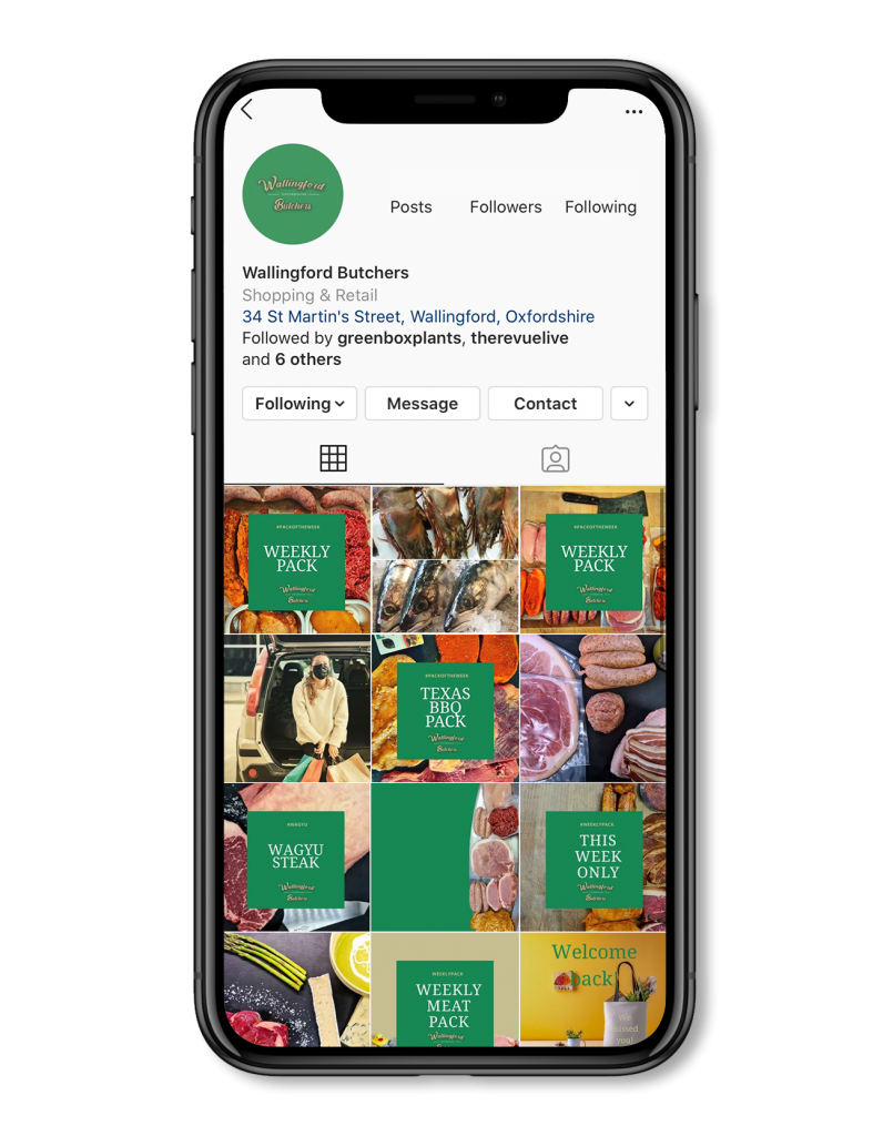 Oxfordshire Social Media Marketing