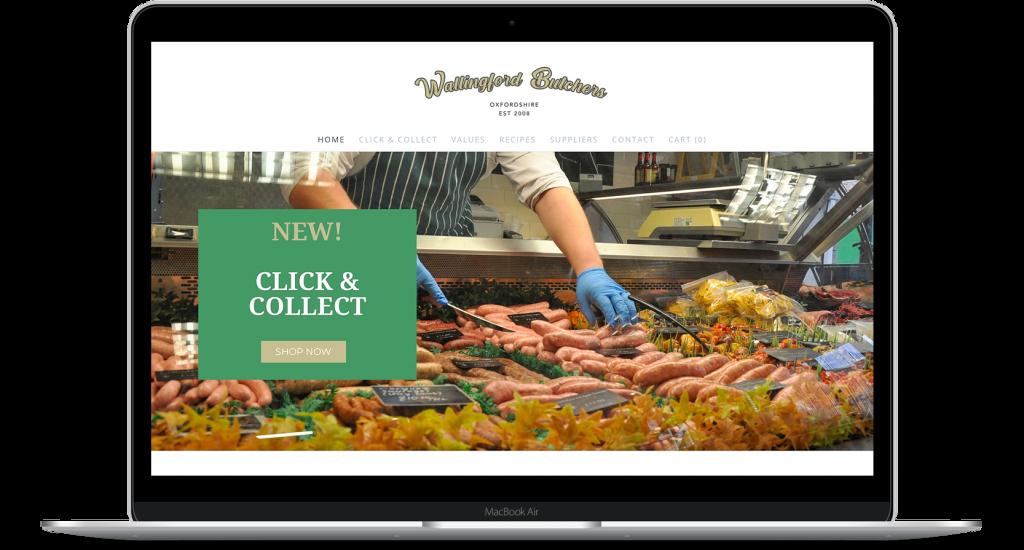 Oxfordshire Website Design